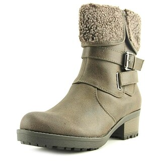 White Mountain Bandwagon Round Toe Synthetic Winter Boot