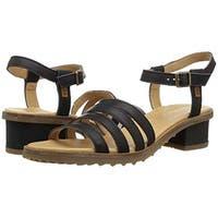 El Naturalista Womens Sabal Open Toe Casual Strappy Sandals - 11.5