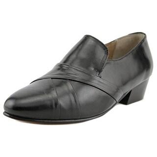 Giorgio Brutini Bernard 3E Round Toe Leather Loafer
