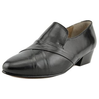 Giorgio Brutini Bernard W Round Toe Leather Loafer