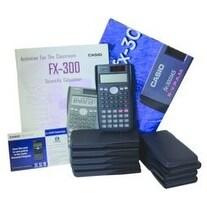 Casio - Sl-450S - Basic Calculator, Teacher Pack