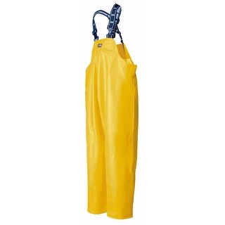 Helly Hansen Workwear Mens Highliner Bib - Light Yellow - 3XL
