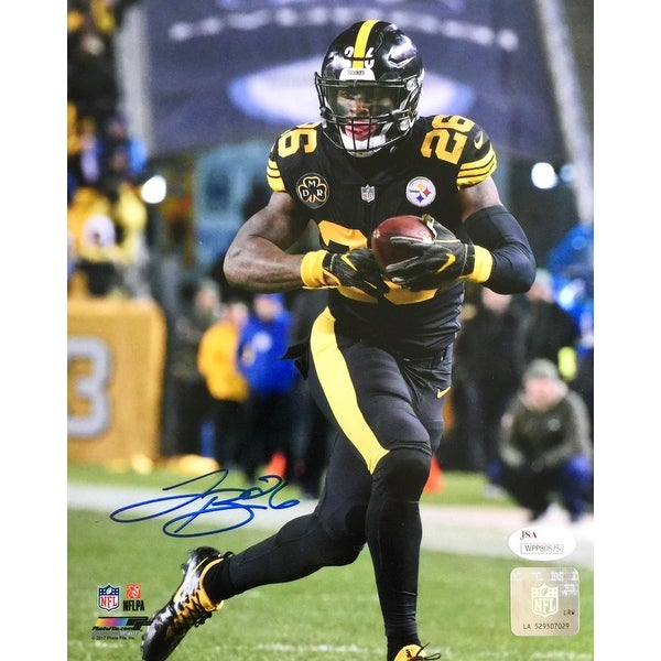 3b816ad023b Shop Le'Veon Bell Signed 8x10 Pittsburgh Steelers Color Rush Jersey Photo  JSA - Free Shipping Today - Overstock - 22253251