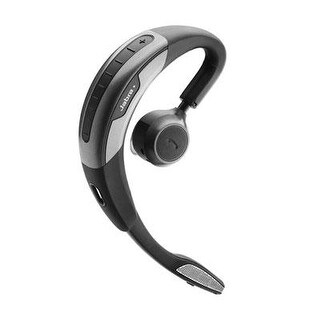 Jabra Motion Bluetooth Mono Headset - Retail Packaging - Gray
