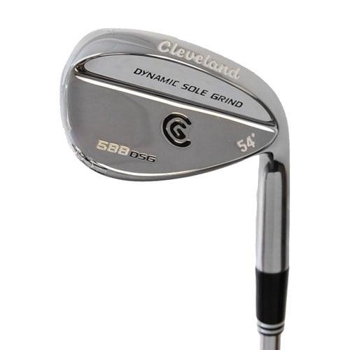 New Cleveland 588 DSG Chrome Wedge 54* NS PRO R-Flex Steel RH