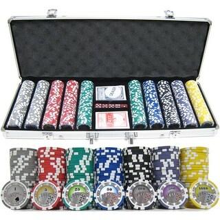 JP Commerce 500ultimatepoker 13.5g 500pc Ultimate Poker Chip Set