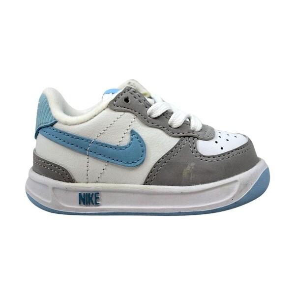 60b80d3b8f Shop Nike Ace '83 TD White/Soft Blue-Neutral Grey 307186-144 Toddler ...