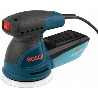 Bosch-rotozip-skil 5in. Palm-Grip Random Orbit Sander ROS10