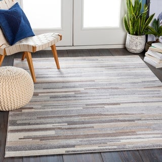 Link to Moe Striped Area Rug Similar Items in Rugs