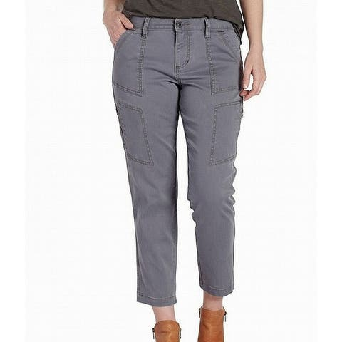 8378c3f74af SALE. Jag Jeans Womens Gable Utility Cargo Cropped Pants