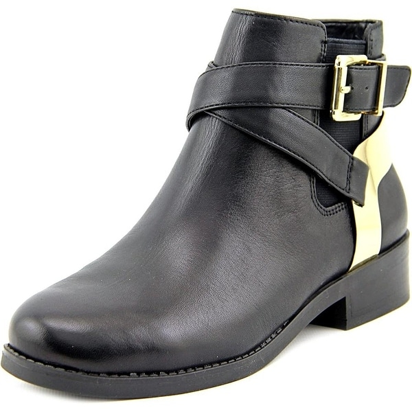 BCBGeneration Womens KREW Almond Toe Ankle Fashion Boots