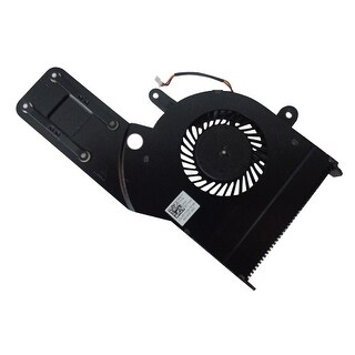 New Dell Inspiron 15 (5551) Laptop Cpu Fan & Heatsink 6YYWM