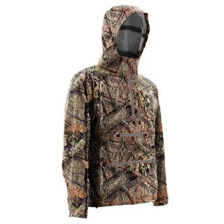 Nomad Integrator 2.0 Small Mossy Oak Break Up Country Windproof Fleece Hoodie