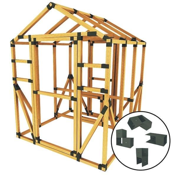 Shop Build Your Own E-Z Frame 6X6 Standard Chicken Coop