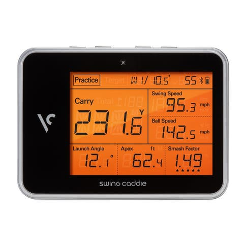 Swing Caddie SC300 Portable Launch Monitor by Voice Caddie