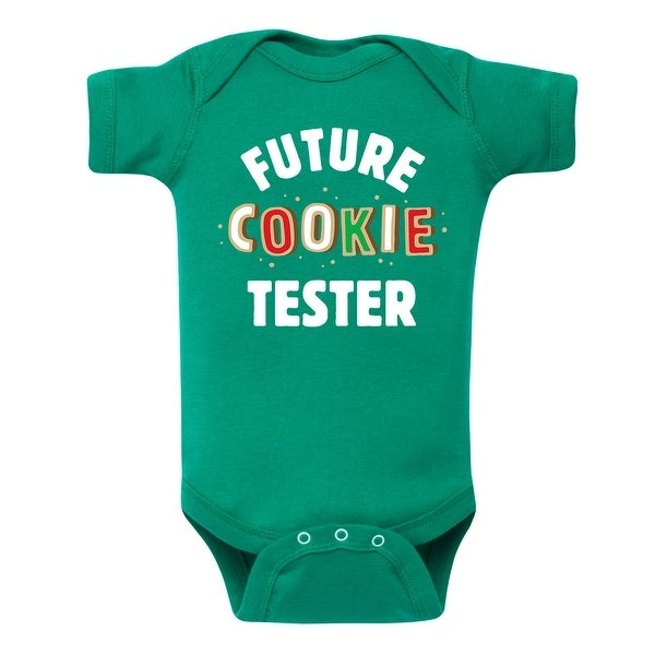Future Cookie Tester - Infant One Piece