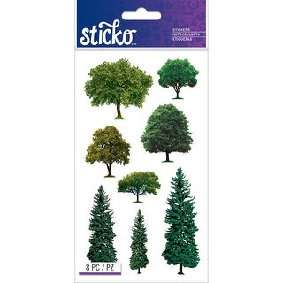 Sticko Stickers-Trees