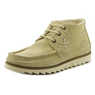Pointer Conor Apron Toe Suede Chukka Boot