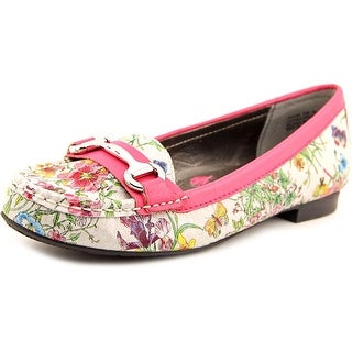 Ros Hommerson Regina Women  Round Toe Leather Multi Color Loafer