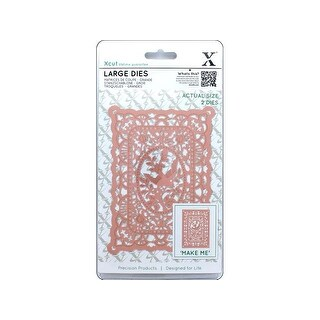 Docrafts Xcut Die Large Lace Frame