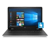 """HP 17-bs019ds Intel Core i3-7100, 2TB HDD, 17.3"""" HD+ Touch-Screen Laptop"""