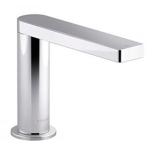 Kohler K-103C36-SANA  Composed 0.5 GPM Single Hole Touchless Bathroom Faucet with Grid Drain and Kinesis Sensor, AC-Powered