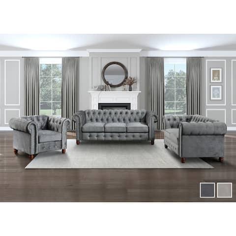 Martha 3-Piece Living Room Set