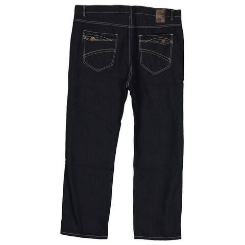 Jean Station BIG Men's Straight Leg Fashion Jeans