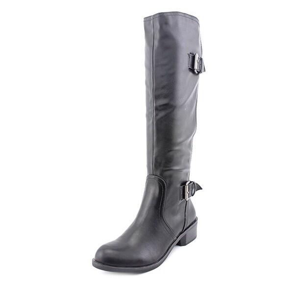 Style & Co Derbey Women Black Boots