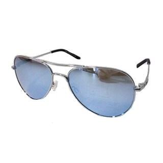Revo Eyewear Sunglasses Ellis Chrome with Blue Water Polarized Lenses