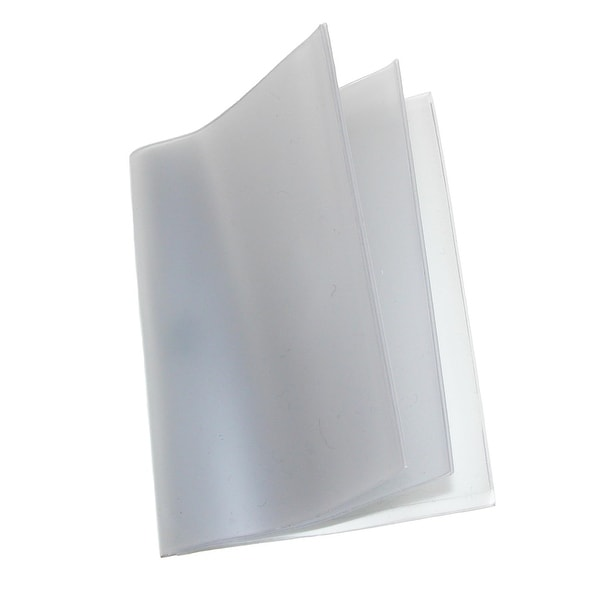 Buxton Vinyl Window Inserts for Accordion Style Wallet, Clear - One size