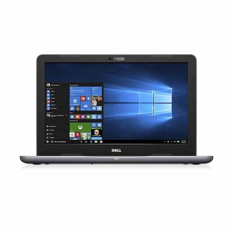 Dell Inspiron Inspiron 15 5567 Intel Core i7-7500U X2 2.7GHz 12GB 1TB,Gray(Certified Refurbished)