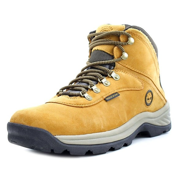 bf0405a8fdb Shop Timberland White Ledge WP Mid Men Round Toe Leather Tan Hiking ...
