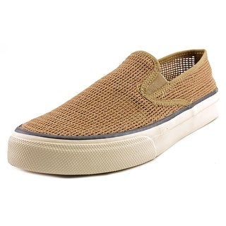 Sperry Top Sider Cloud Slip On Round Toe Canvas Walking Shoe