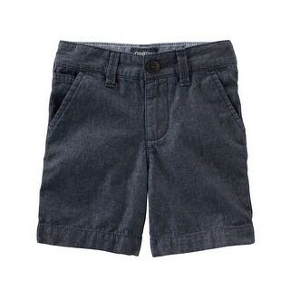 OshKosh B'gosh Big Boys' Flat-Front Shorts, 8 Kids