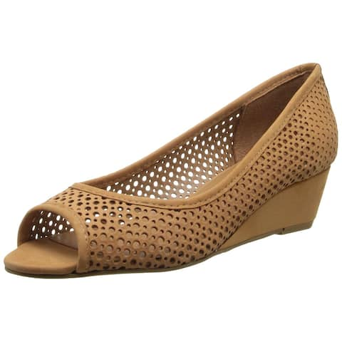 French Sole FS/NY Women's Necessary Wedge Pump