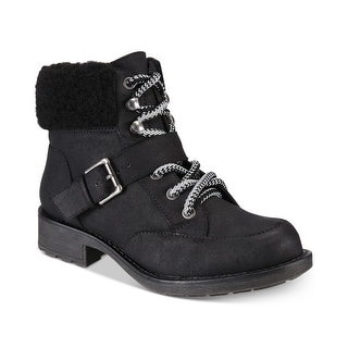 Link to Style & Co. Womens Miiah Closed Toe Ankle Fashion Boots Similar Items in Women's Shoes