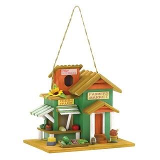 Farmer`s Market Birdhouse