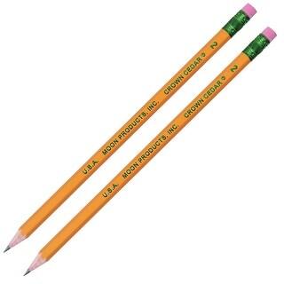 (12 Dz) Crown Cedar Pencils Dozen