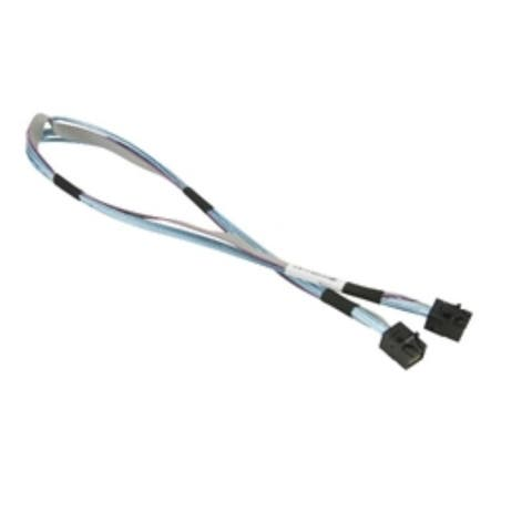Supermicro Cable CBL-SAST-0532 Mini-SAS HD to Mini-SAS HD 50cm 30AWG Retail