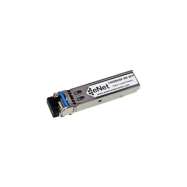 ENET GLC-BX-U-80K-ENC Cisco Compatible 1000BASE-BX-U SFP BiDi Tx1490nm/Rx1550nm 80km DOM Simplex LC SMF 100% Tested Lifetime