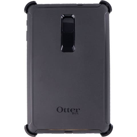 Otterbox Defender Series Case & Stand Cover for Galaxy Tab A 10.5 (2018) - Black