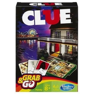 Link to Clue Grab & Go Game Similar Items in Games & Puzzles