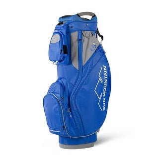 Sun Mountain 2018 Ladies LS1 Cart Bag - Pacific / Gray - CLOSEOUT - Pacific / Gray