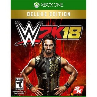 59006 - Wwe 2K18 Deluxe Edition Xb1