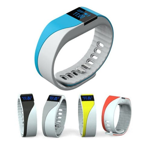Smart Fit Sporty Heart Rate Activity Monitoring Fitness Watch