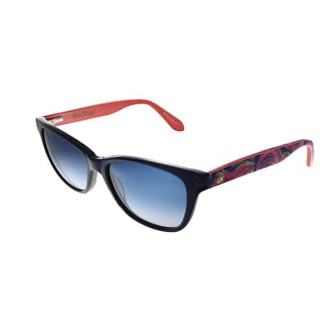 Lilly Pulitzer Pixie BL Womens Blue Melon Sunglasses
