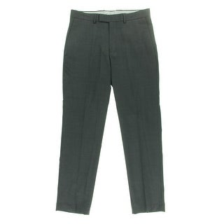 Kenneth Cole New York Mens Wool Partially Lined Dress Pants