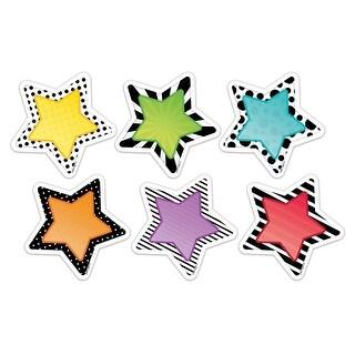 3In Bold Bright Stars Cutouts