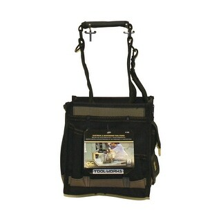CLC 1526 Electrical & Maintenance Tool Pouch, 23 Pockets